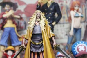 ワンピース THE GRANDLINE MEN 金獅子のシキ