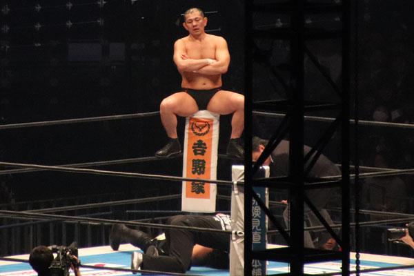 2018.1.4東京ドーム レッスルキングダム12 鈴木みのる