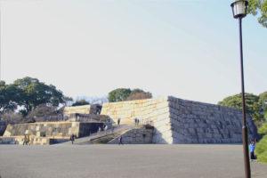 皇居本丸御殿跡