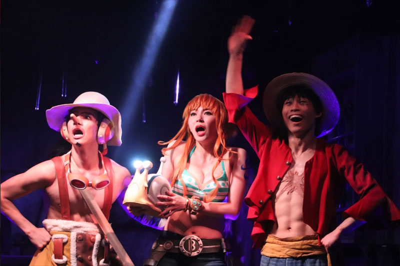 ONE PIECE LIVE ATTRACTION〝3〟 『PHANTOM』