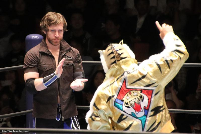 クリス・セイビン、タイガーマスク