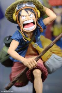 ワンピース SCultures BIG 造形王頂上決戦4 vol.1 モンキー・D・ルフィ(ストロングワールドver.)