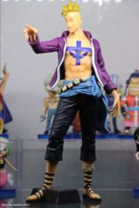 ワンピース BANPRESTO WORLD FIGURE COLOSSEUM 造形王頂上決戦 SPECIAL-MARCO-