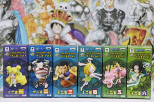 ワンピース ワールドコレクタブルフィギュア-十二支-vol.1