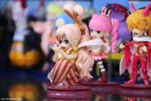 ワンピース ワールドコレクタブルフィギュア-華- しらほし姫