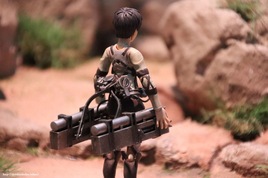 アニメジャパン2019 進撃の巨人ブース