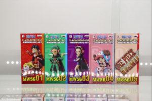 ワンピース ワールドコレクタブルフィギュア -MUGIWARA56- vol.l