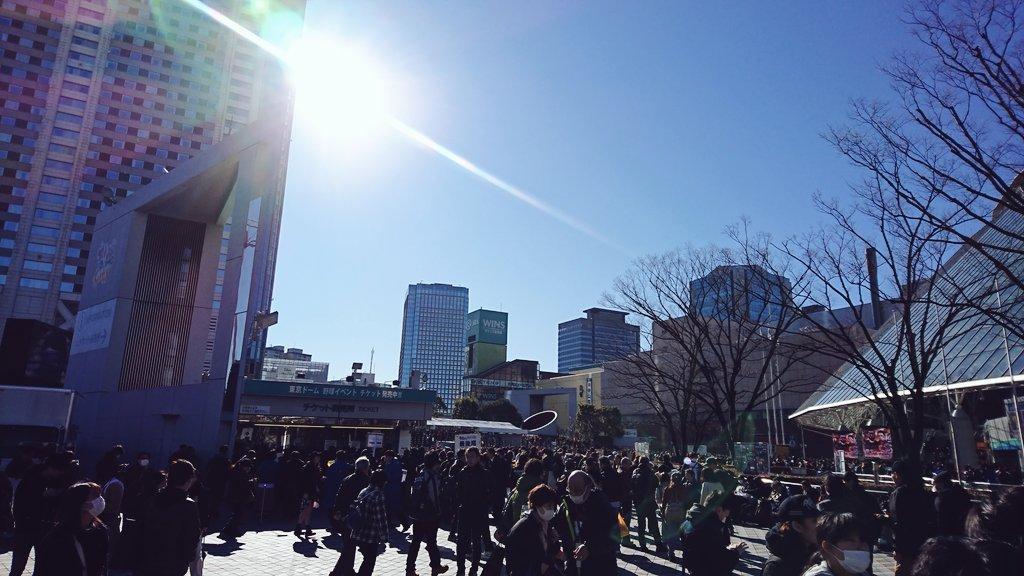 イッテンゴ東京ドーム