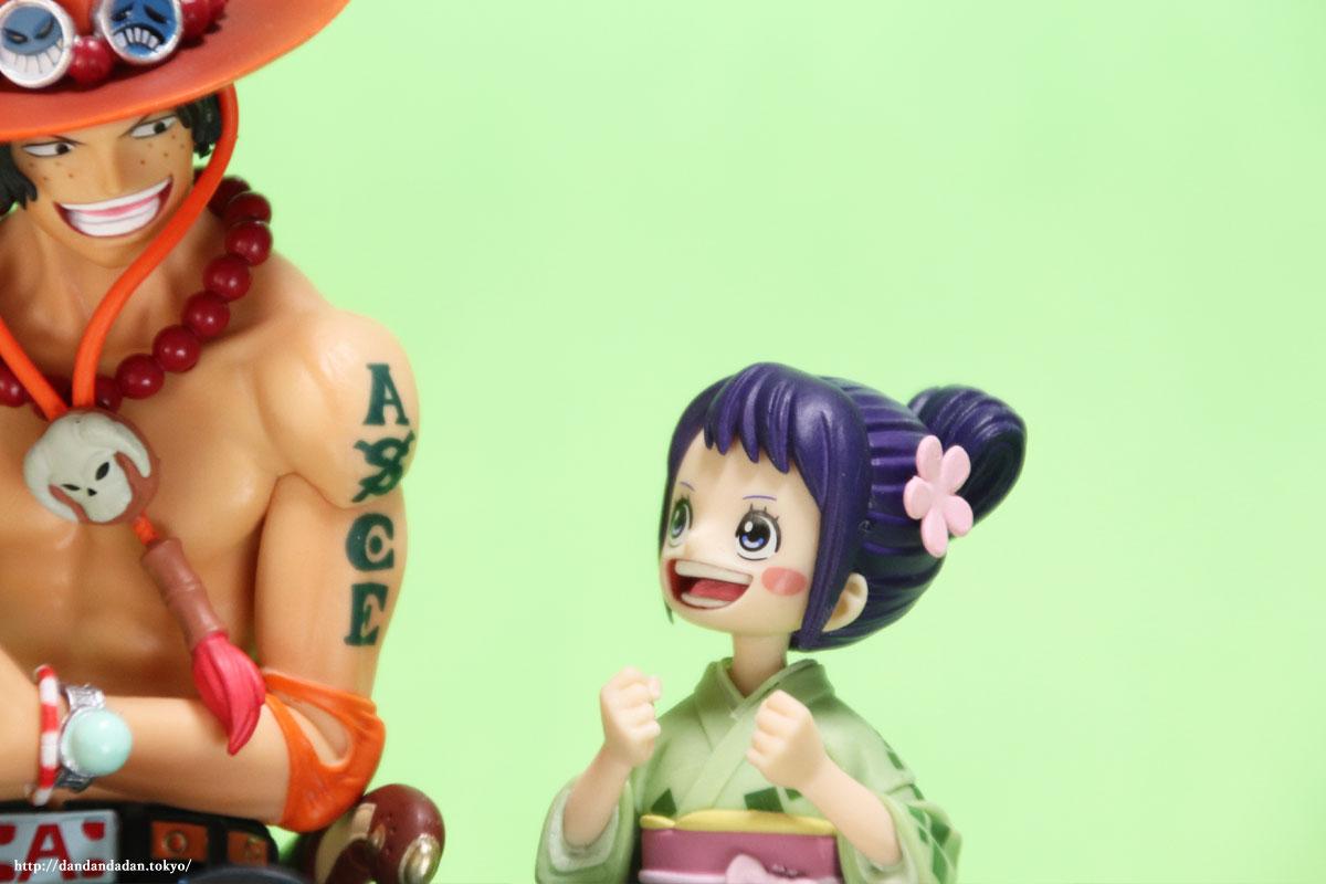 一番くじ A賞 Emorial Vignette -エース&お玉-