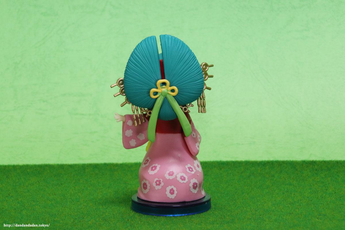 ワールドコレクタブルフィギュア ワノ国6 小紫(光月日和)