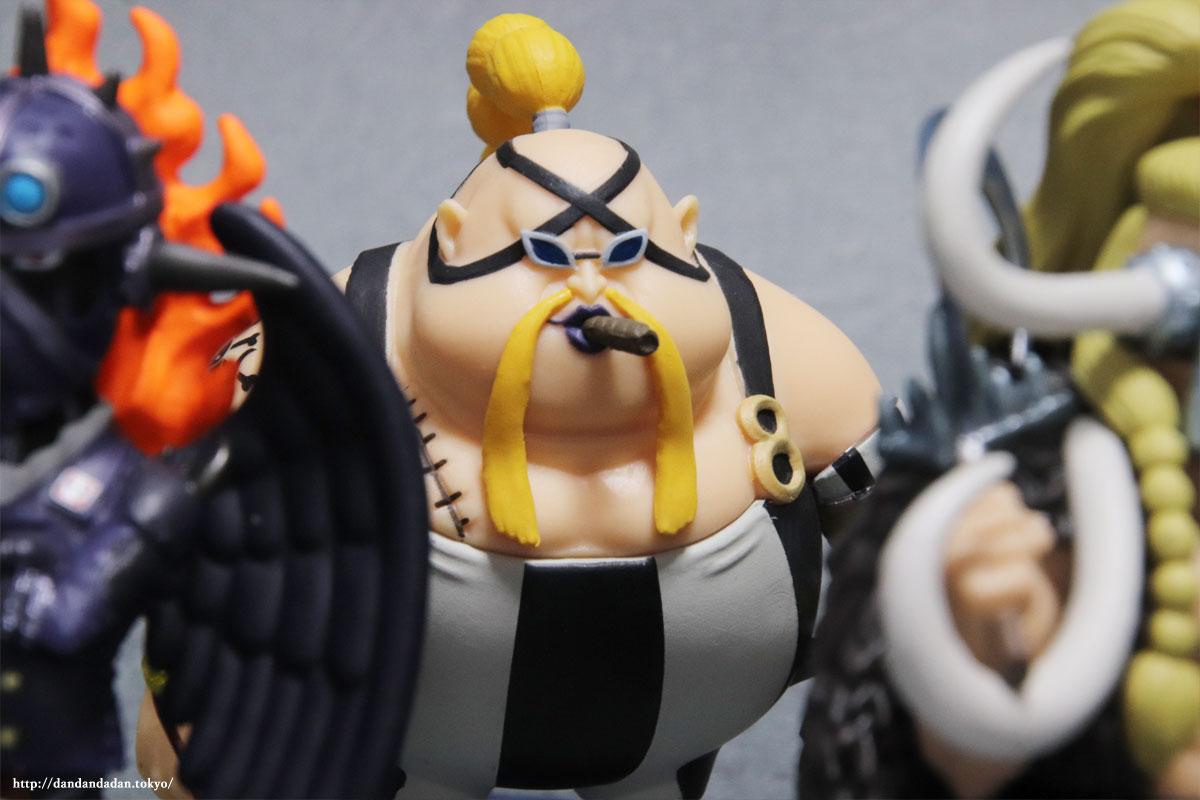 ワーコレ 百獣海賊団1 大看板 クイーン